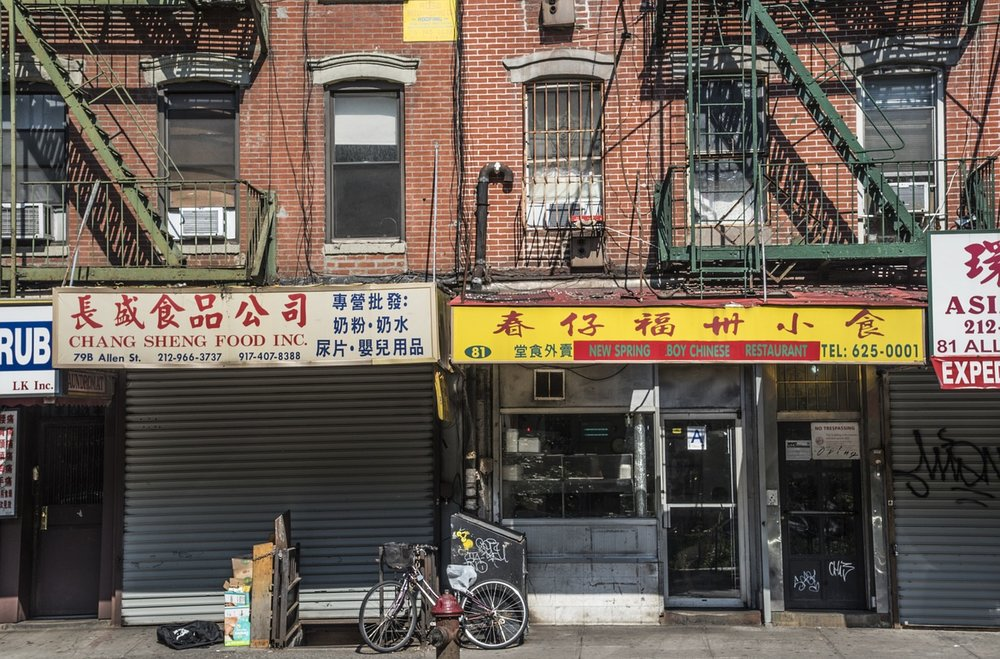 New york's Asian community has the highest poverty rate of any group in the city