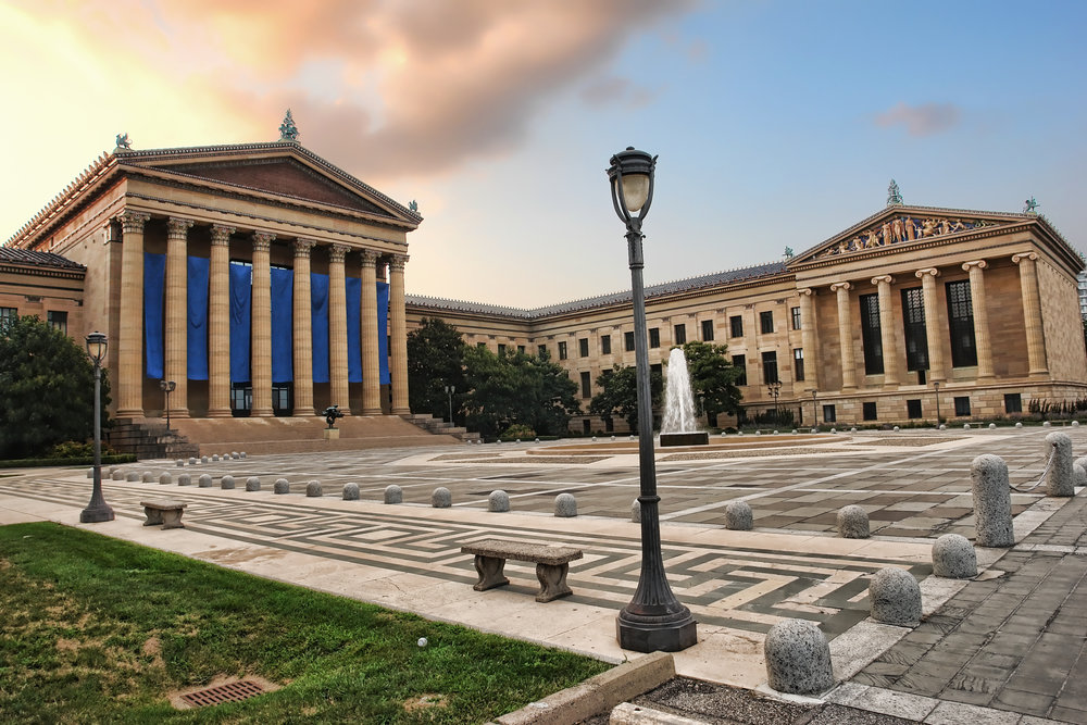 The Philadelphia Museum of art was among the grant winners this summer. Photo:  Olivier Le Queinec /shutterstock