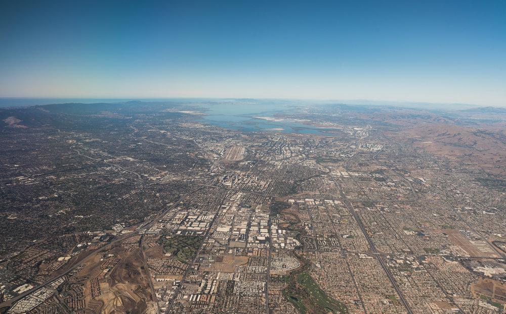 Silicon valley. photo: Uladzik Kryhin/shutter