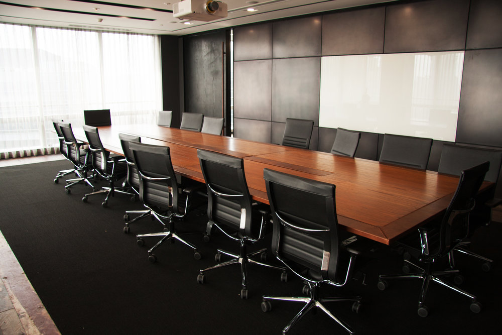 Board fundraising was one item on the agenda. photo:  August_0802/shutterstock