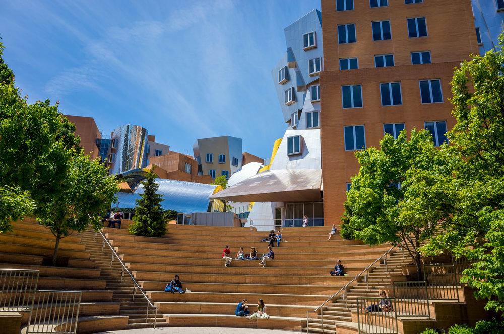 Mit campus. photo: f11photo /shutterstock