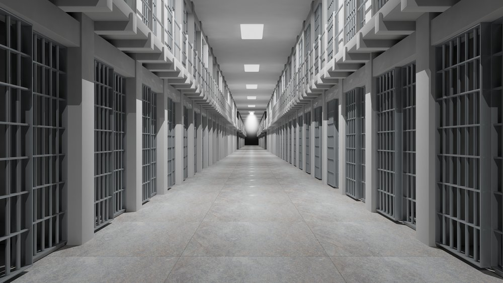 Mass incarceration is one of the issues on CZI's agenda. Photo:  Gts /shutterstock