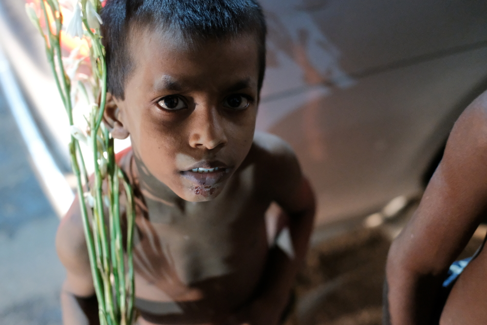 A young boy in Bangladesh. photo:  towfiq barbhuiya/shutterstock