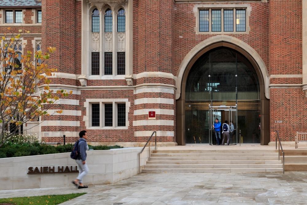 University of chicago. photo:Jannis Tobias Werner/shutterstock
