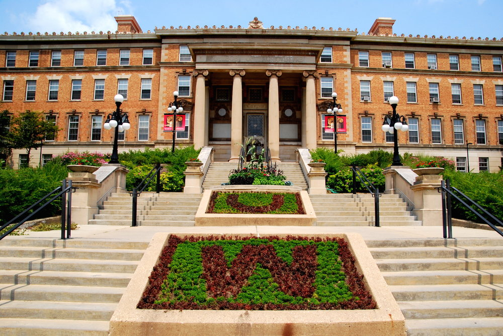 university of wisconsin, Madison. photo: youngryand /shutterstock