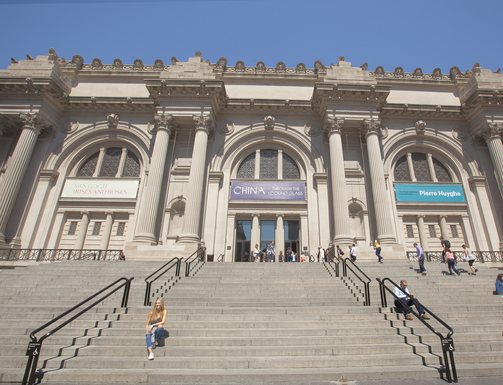 The Met. photo: njene/shutterstock