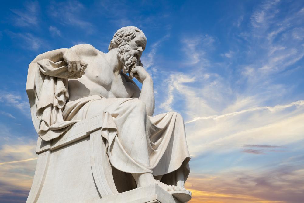 Socrates. photo:Anastasios71/shutterstock