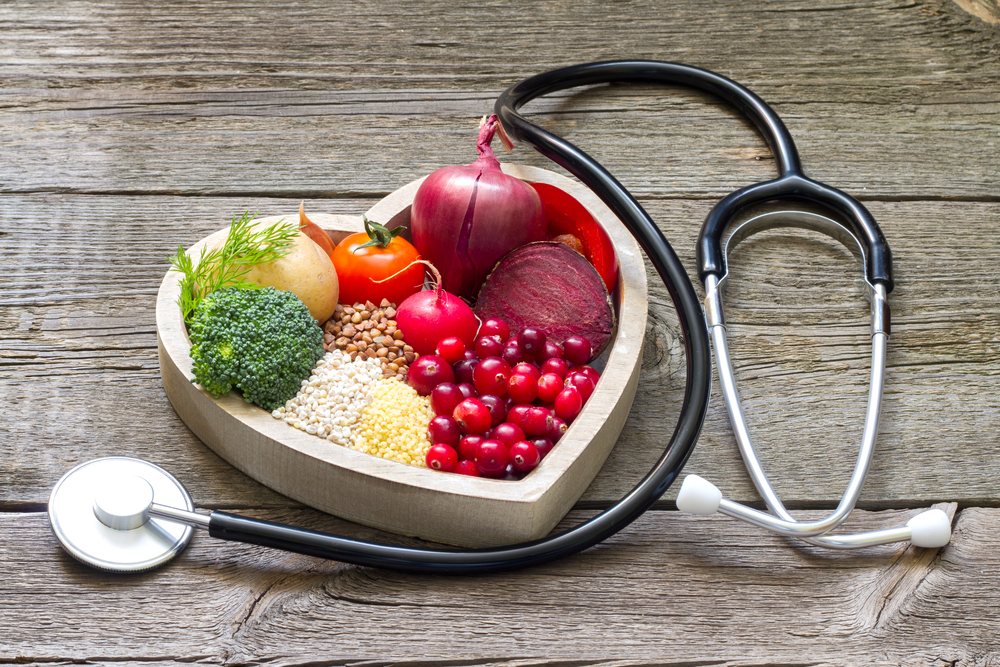 Healthy food is a key of HPHCF. photo:udra11/shutterstock