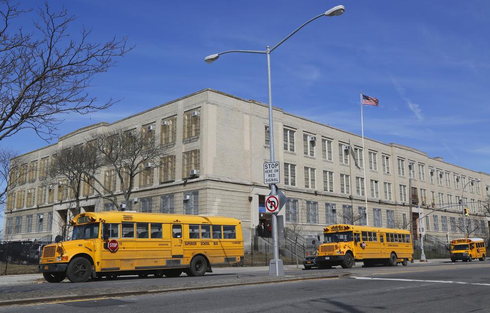 A school in brooklyn. Photo:Leonard Zhukovsky/shutterstock