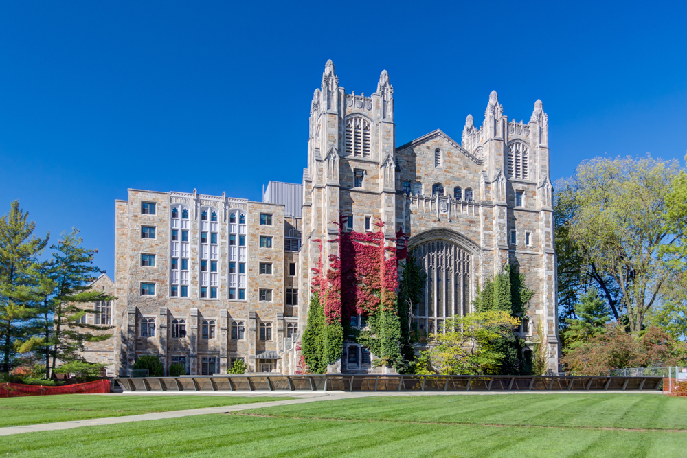 The University of Michigan raised $456 million in 2017. photo:  Ken Wolter/shutterstock