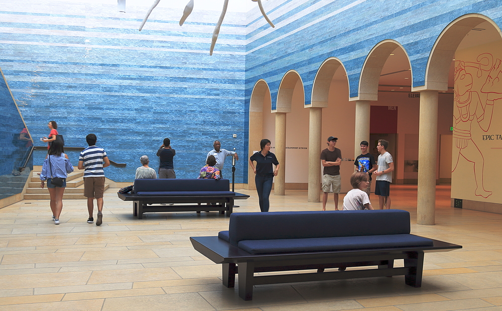 The Blanton Museum of art in Austin is one of the beneficiaries of Thoma Giving. Photo: MaxyM/shutterstock