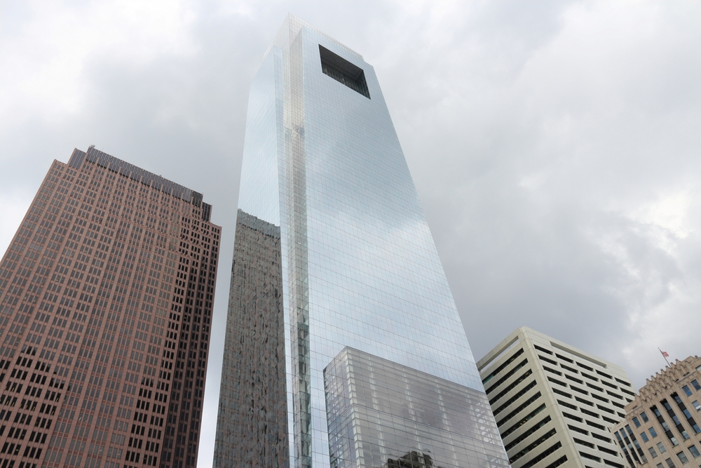 The comcast building in philadelphia. photo: Tupungato/shutterstock