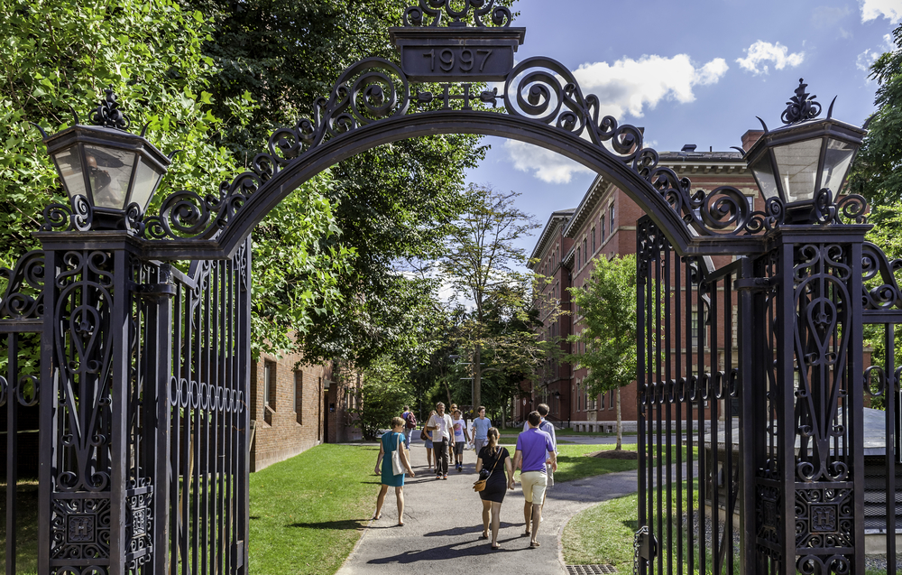 Harvard university. photo: Marcio Jose Bastos Silva/shutterstock
