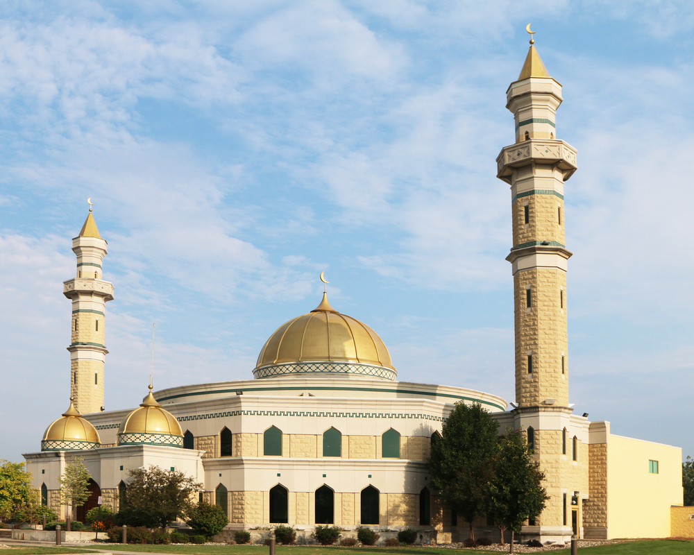 A mosque in dearborn, MI. photo: James R. Martin/shutterstock