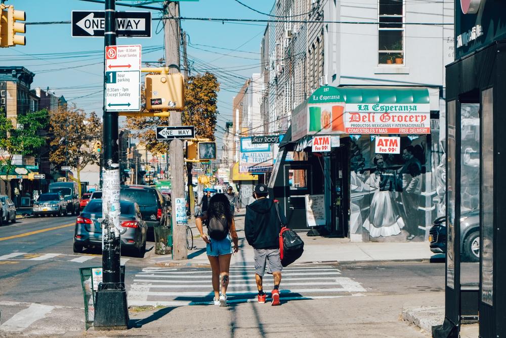 Bushwick, Brooklyn. Photo:Alessio Catelli/shutterstock