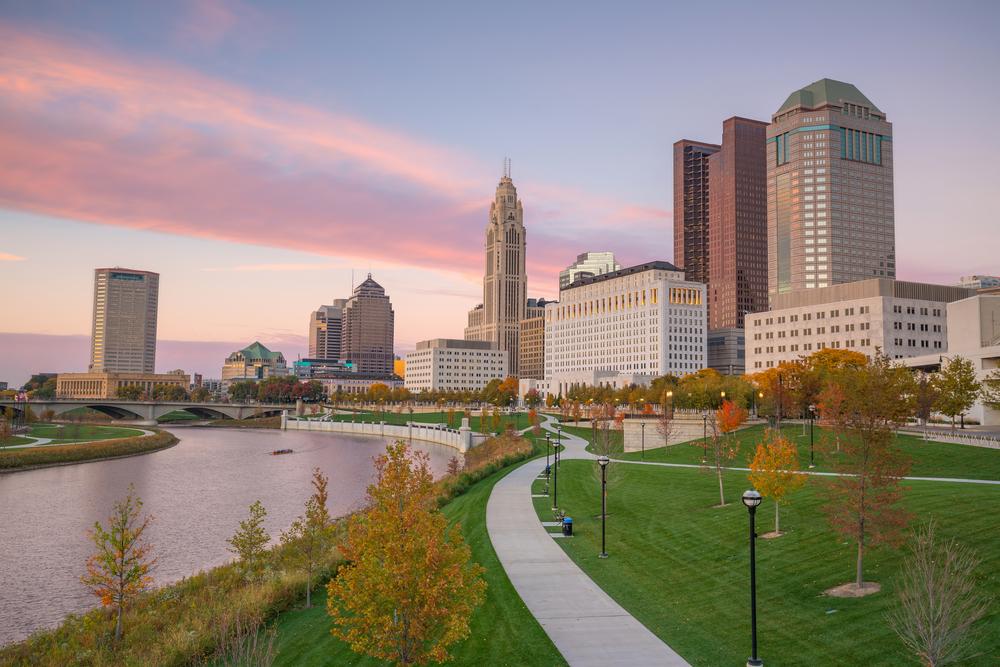 Columbus, Ohio. photo:f11photo/shutterstock