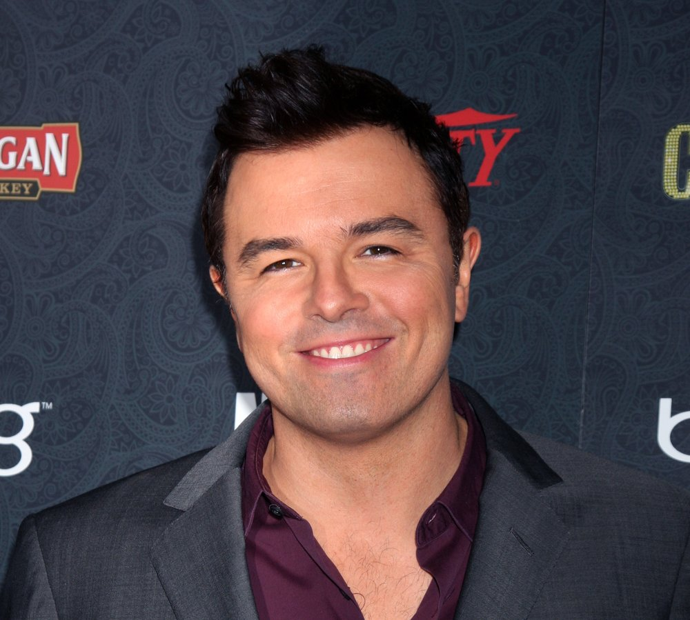 seth Mcfarlane in 2012. photo: Kathy Hutchins/shutterstock