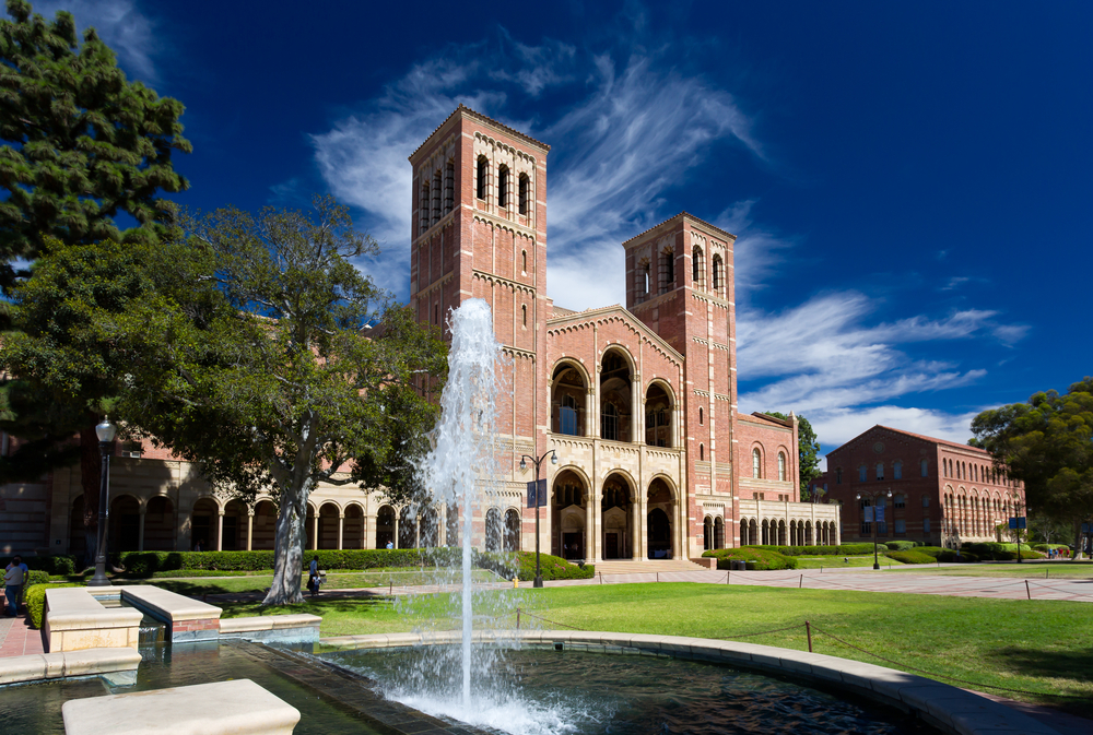UCLA. photo: Ken Wolter/shutterstock