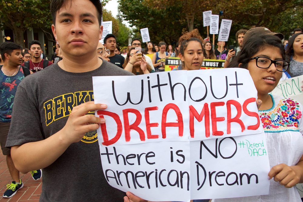 United We Dream is among the groups receiving support under ford's build program.Sheila Fitzgerald/shutterstock