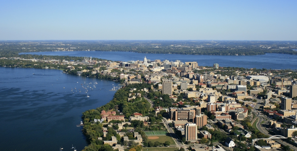 UW-Madison Campus. Photo: TI/shutterstock