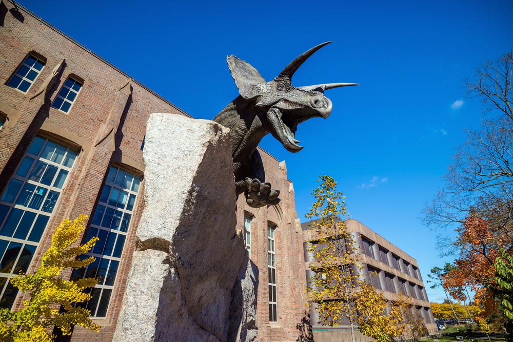 Yale University's Peabody Museum of Natural History. f11photo/shutterstock