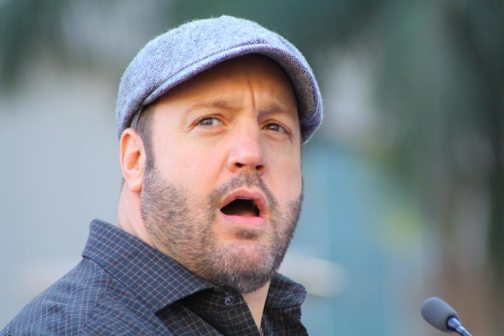 Kevin James in 2011. photo:RoidRanger/shutterstock