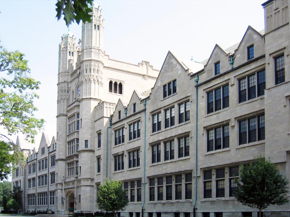 Marygrove College. photo: James R. Martin/shutterstock
