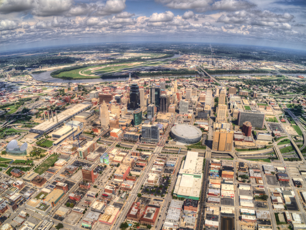 Kansas City. Jacob Boomsma/shutterstock