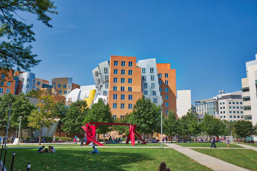 MIT. Photo: Elijah Lovkoff/shutterstock