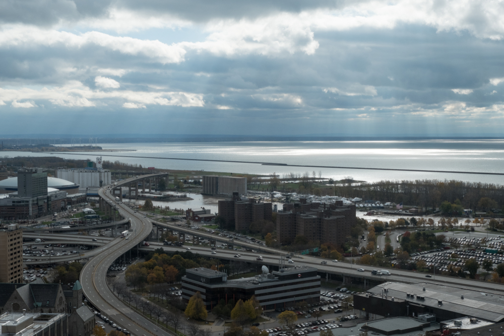 Buffalo, NY. Photo: Heather Shimmin/shutterstock