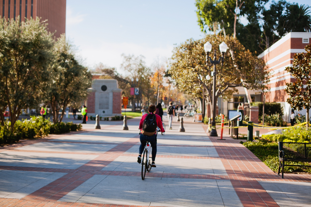 UCLA. Photo: Ganna Tokolova/shutterstock