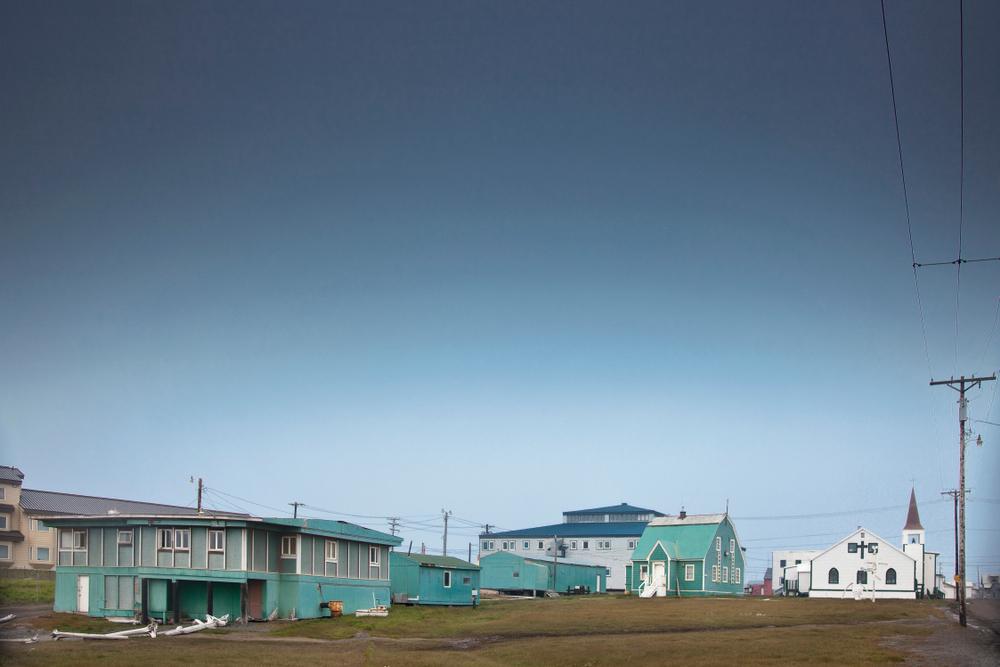 An inuit Village in Alaska. PHOTO: Conchi Martinez/SHUTTERSTOCK