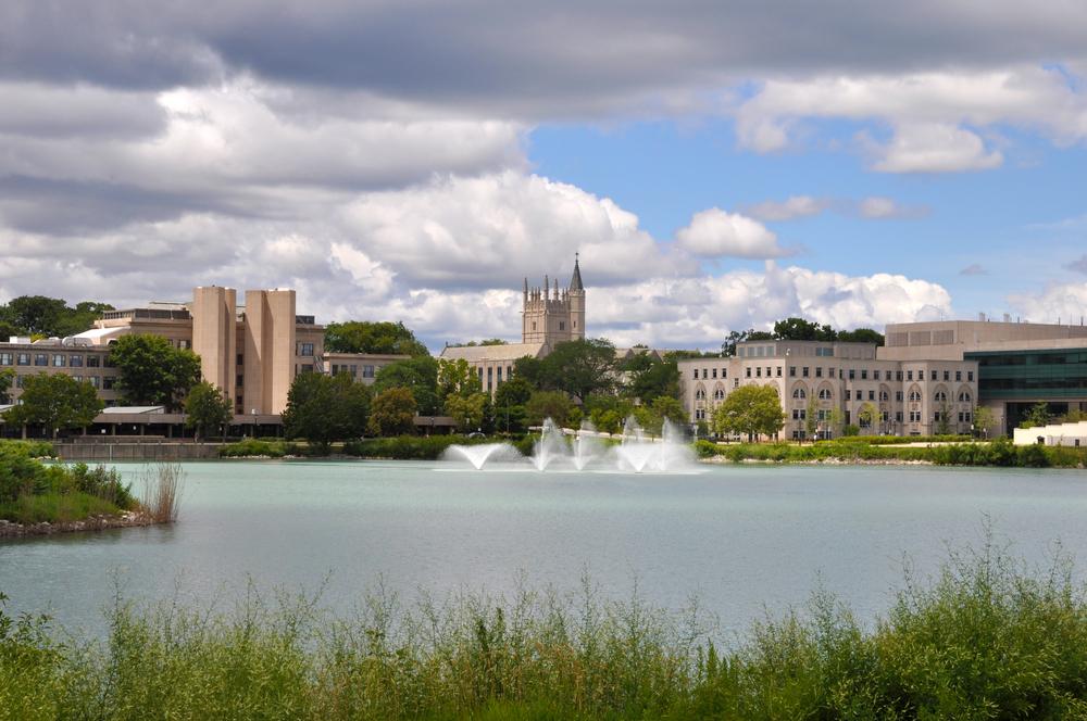 Northwestern University is among the beneficiaries of Foglia giving. Photo: Eugene Moerman/shutterstock