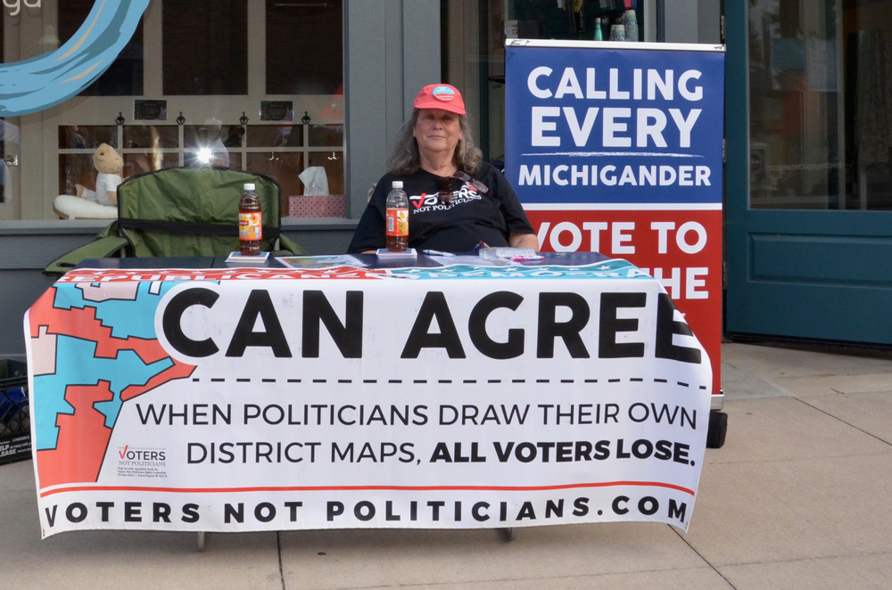 Laura and John Arnold were among the biggest backers last year of state campaigns to end gerrymandering. Susan Montgomery/shutterstock