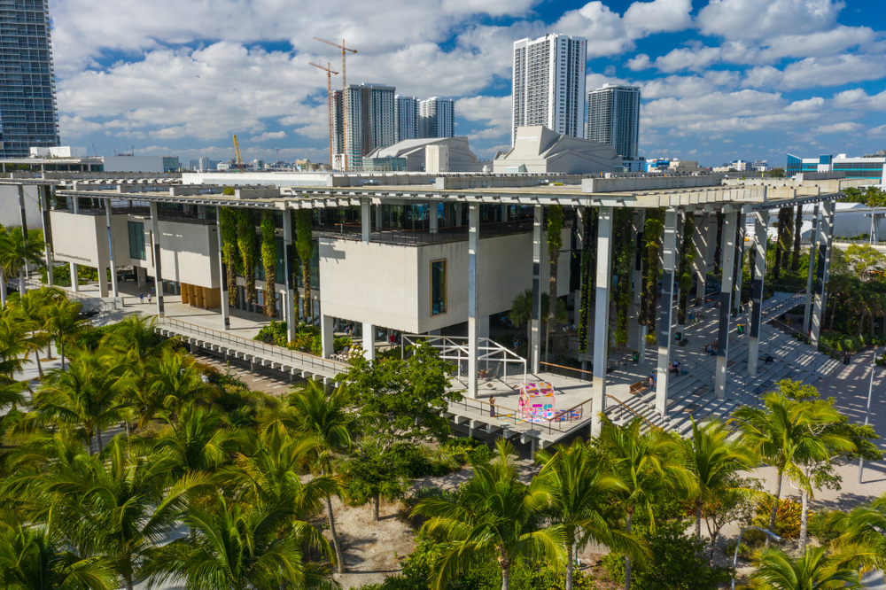 Pérez Art Museum Miami. photo: Felix Mizioznikov/shutterstock