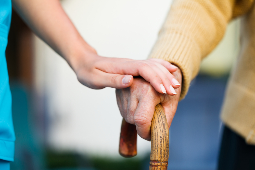 Alzheimer's research is among the causes supported by muriel and Bert Brodsky. photo Lighthunter/shutterstock