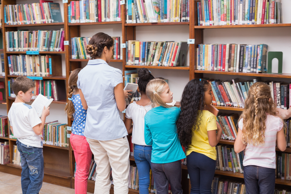 supporting elementary school teachers is an important focus on the carse foundation. wavebreakmedia/shutterstock