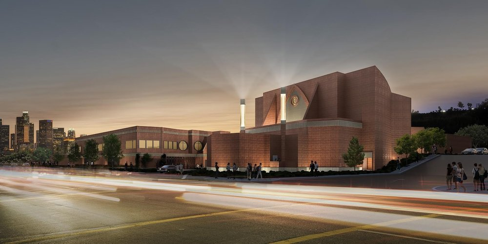 Private Cathedral High School in Los Angeles is opening this new performing arts center next month, with help from New Markets Tax Credits. The tax credits provided $3.7 million of the $18 million Cathedral had to raise for the capital project.