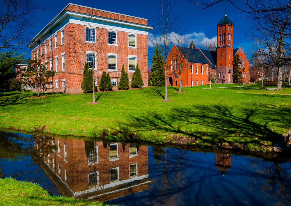Gettysburg College. Photo: ESB Professional/shutterstock