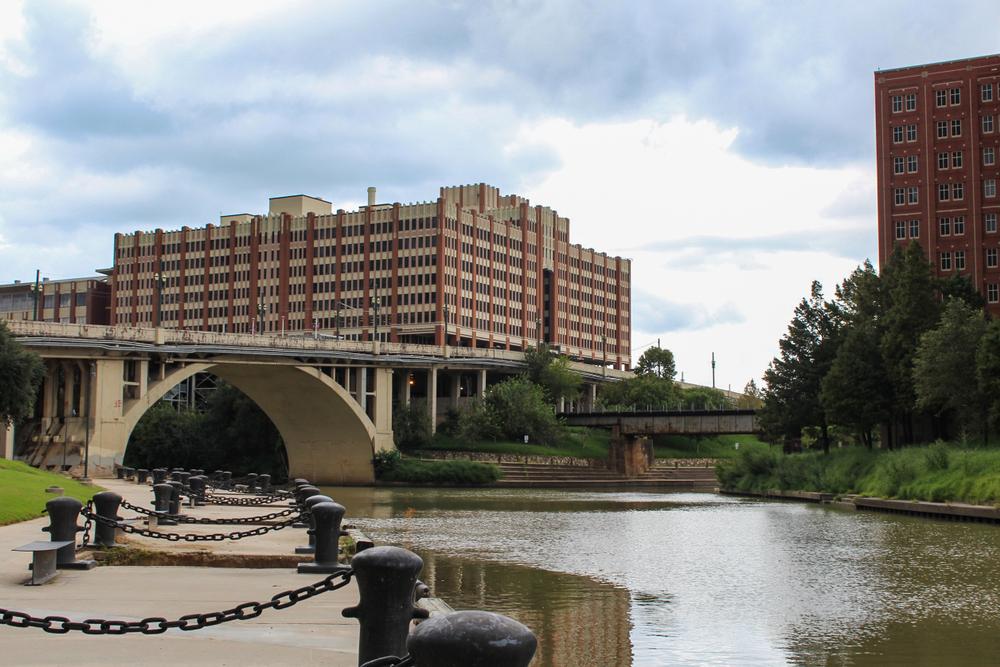 University of Houston, Downtown. Andrew Vaughan/shutterstock
