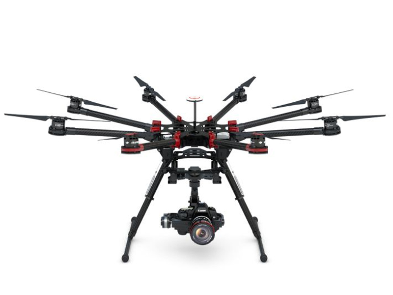 S1000+  The DJI S1000 is the platform we have dedicated exclusively to 3D content generation.  This is a very specialized system and works in conjunction with cutting edge, proprietary technology developed by one of our strategic partners.