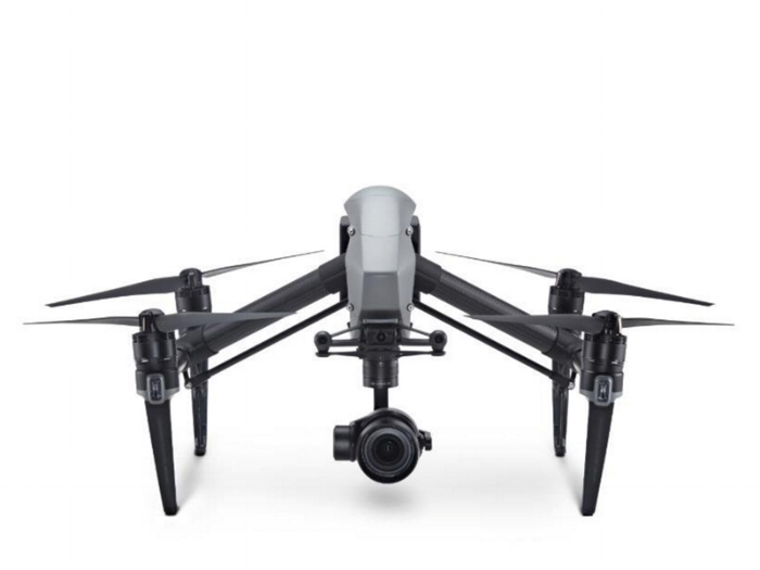 Inspire 2  The Inspire 2 is even faster than the Inspire One, with a top speed of 67 MPH. With the X5s camera system, it can shoot 20.8 mp stills at 20 fps and micro 4/3 5.2K video in Apple Pro Res! We can also shoot in a RAW format that is friendly to the editing team.  (Coming Soon!)