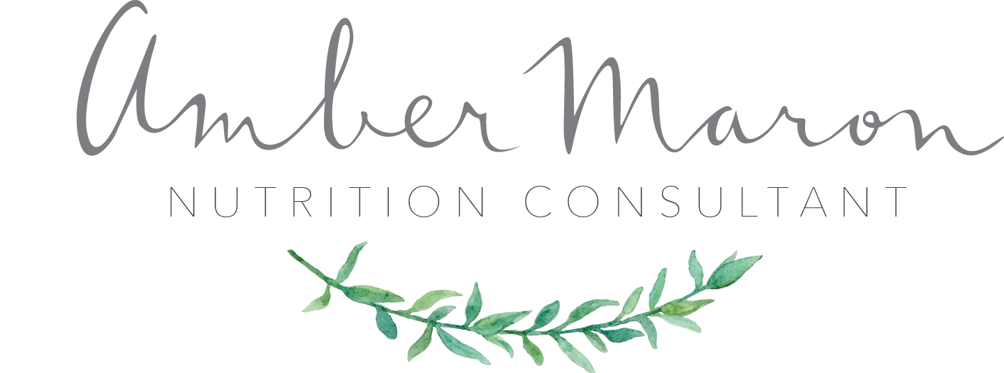 Amber Maron Nutrition Consultant