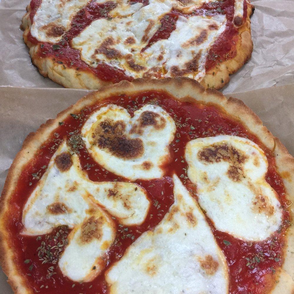 Personal Gluten Free Pizza