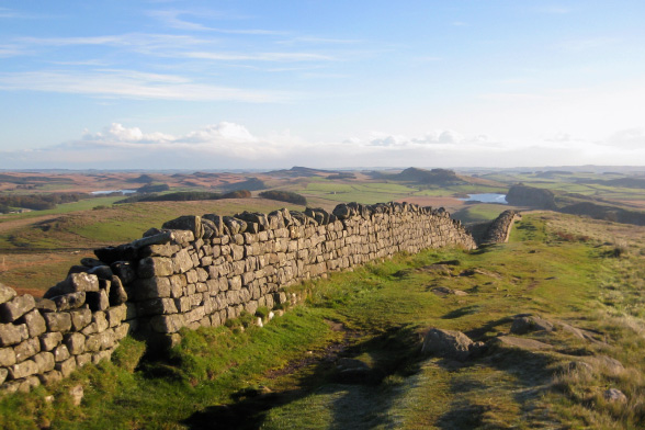 HADRIAN'S WALL PATH NATIONAL TRAIL