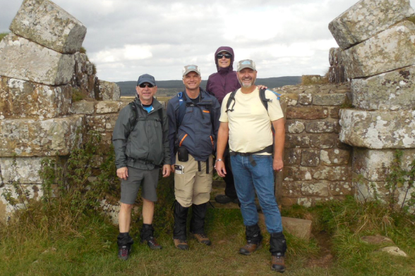 Milecastle 37 at Hadrian's Wall