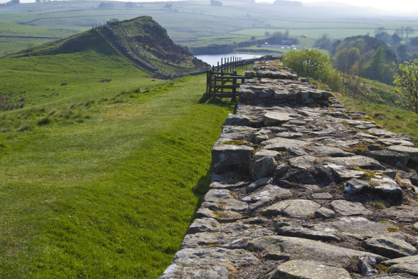 Hadrian's Wall Path, Northern England