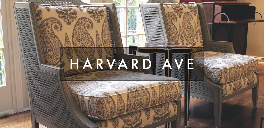 Harvard Ave Interior Design