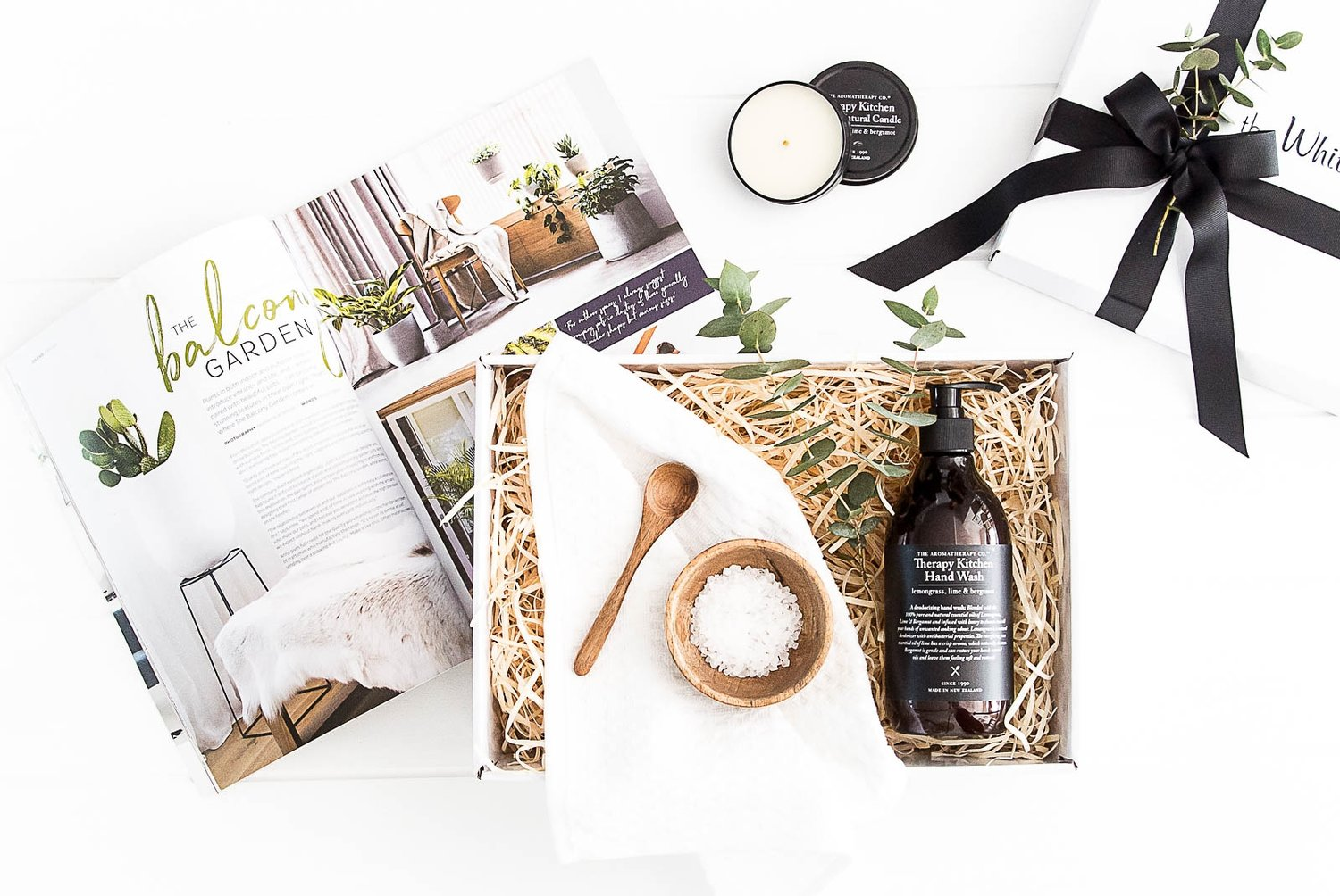 Gift Boxes — The White Bungalow