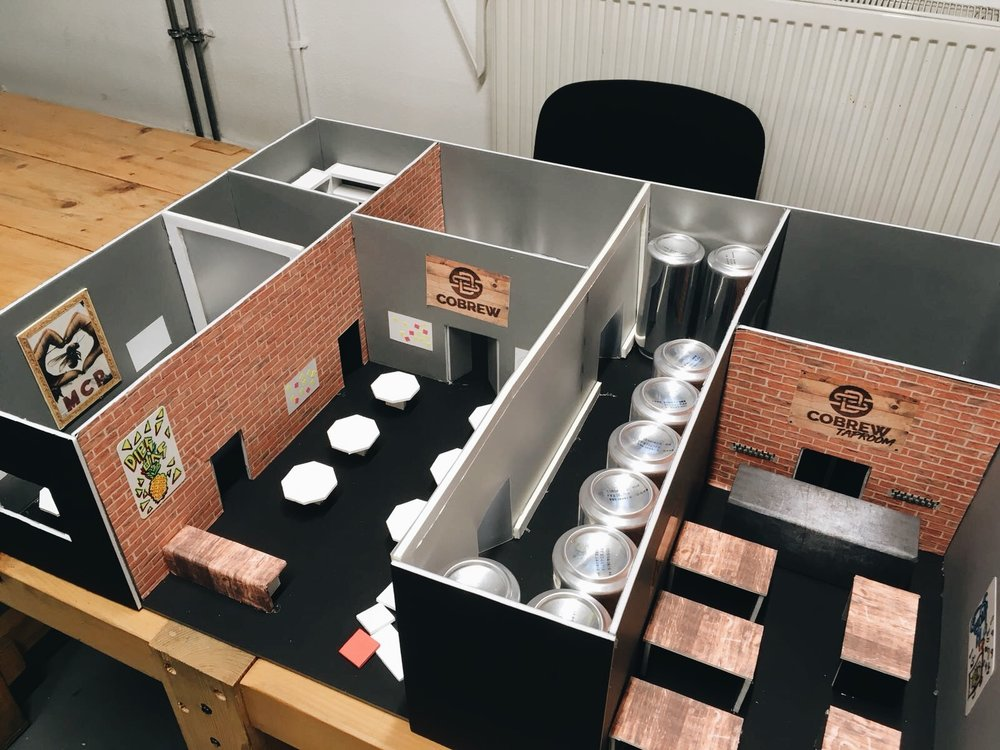 Hi-Fidelity Prototype of the ShinDigger Accelerator + Co-Working Space